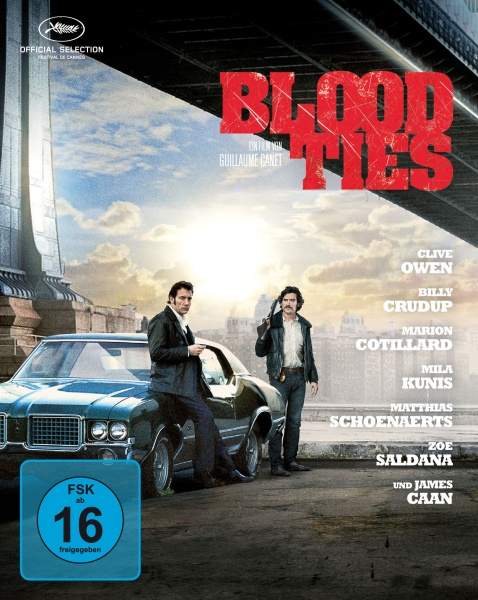 Blood Ties (Steelbook) (Blu-ray)
