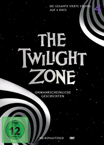 The Twilight Zone - Staffel 4 (6 DVDs)
