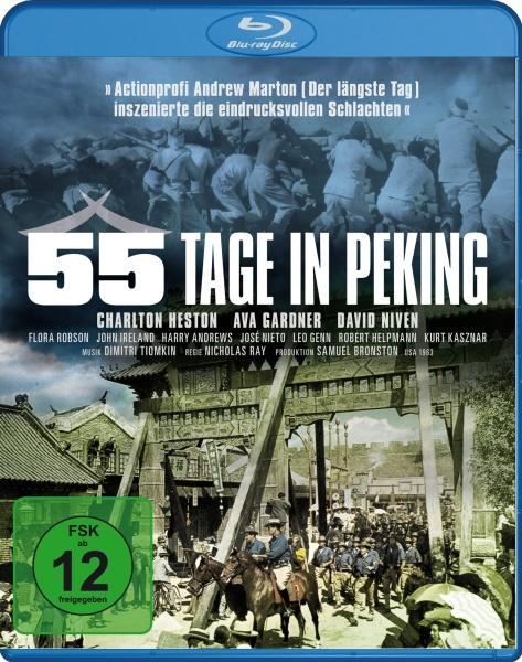55 Tage in Peking (Blu-ray)