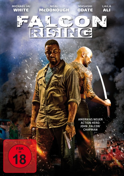 Falcon Rising (DVD)