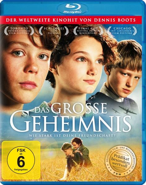 Das große Geheimnis (Blu-ray)