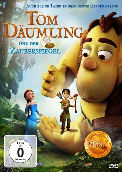 Tom Däumling und der Zauberspiegel (DVD)