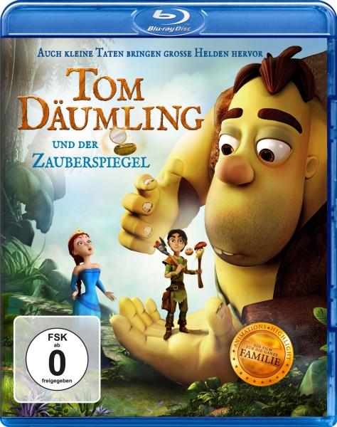 Tom Däumling und der Zauberspiegel (Blu-ray)