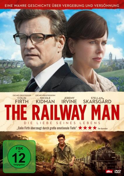The Railway Man - Die Liebe seines Lebens (DVD)
