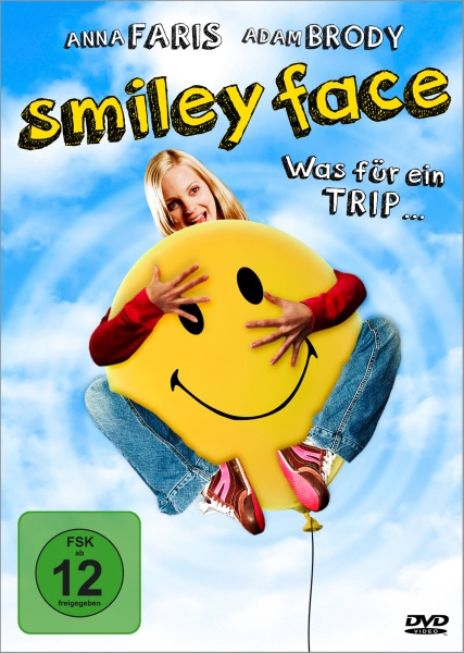 Smiley Face - Was für ein Trip! (DVD)