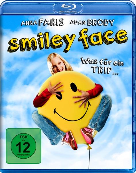 Smiley Face - Was für ein Trip! (Blu-ray)