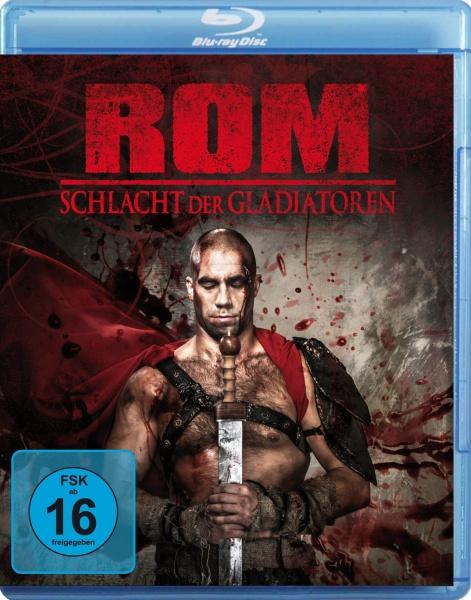 Rom - Schlacht der Gladiatoren (Blu-ray)