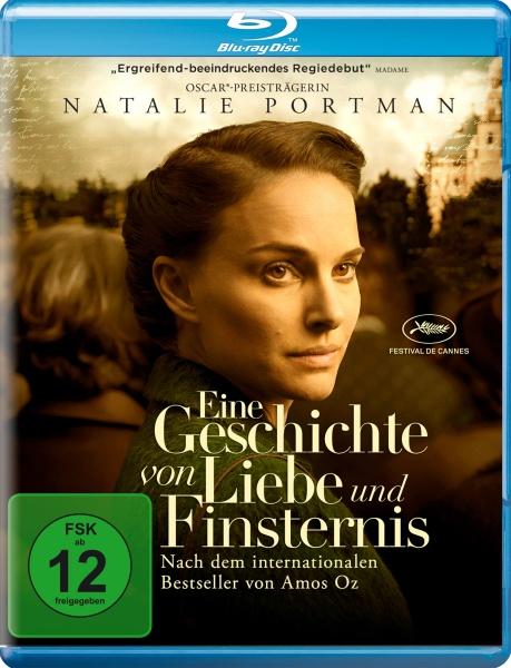 Eine Geschichte von Liebe und Finsternis (Blu-ray)