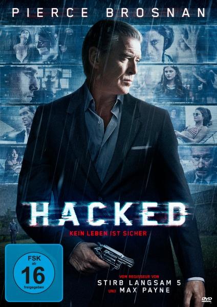 Hacked - Kein Leben ist sicher (DVD)