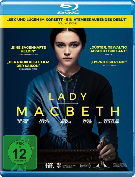 Lady Macbeth (Blu-ray)