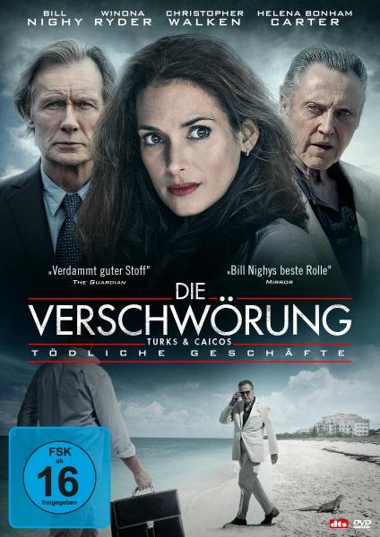 Die Verschwörung 2: Tödliche Geschäfte (DVD)