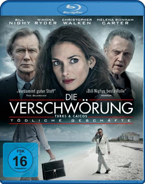 Die Verschwörung 2: Tödliche Geschäfte (Blu-ray)