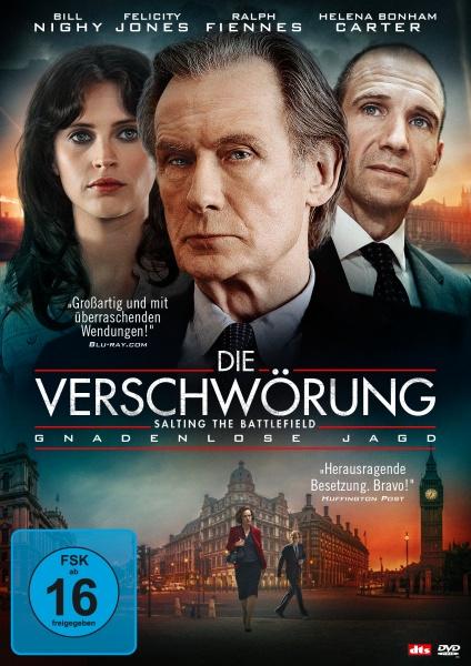 Die Verschwörung - Gnadenlose Jagd (DVD)