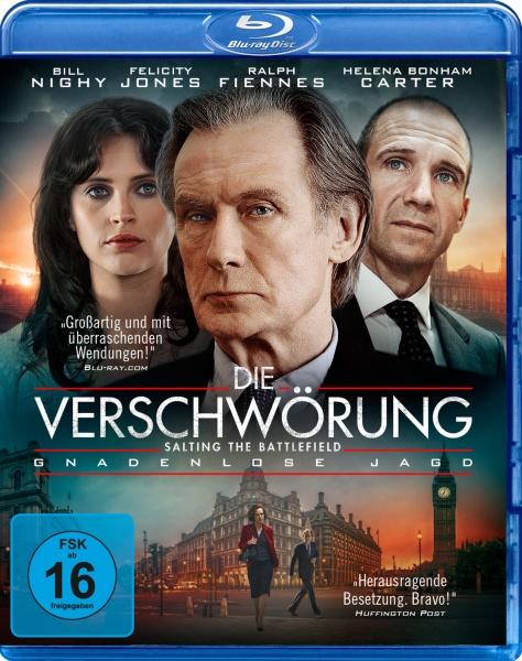 Die Verschwörung - Gnadenlose Jagd (Blu-ray)
