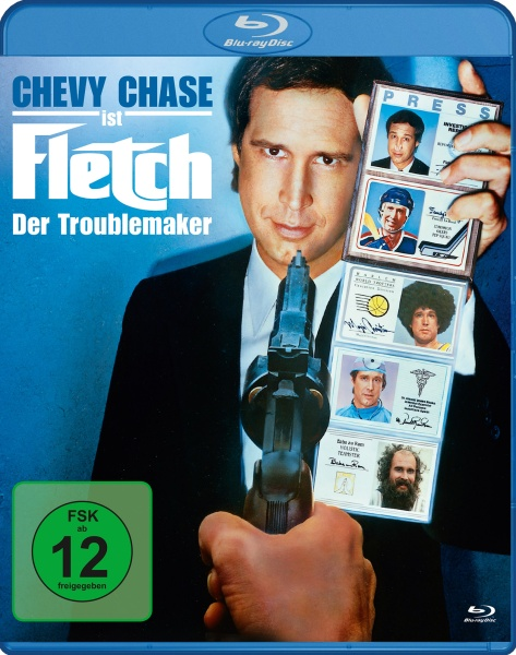 Fletch - Der Troublemaker (Blu-ray)