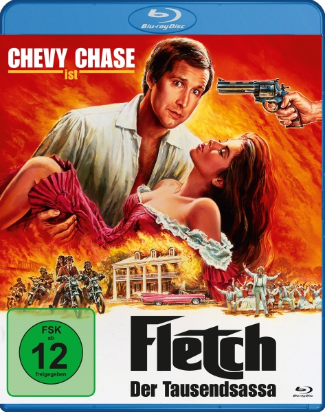 Fletch - Der Tausendsassa (Blu-ray)