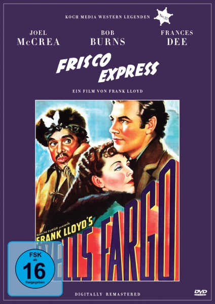 Frisco Express (Edition Western-Legenden) (DVD)