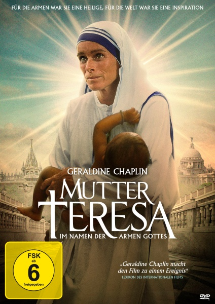 Mutter Teresa - Im Namen der Armen Gottes (DVD)