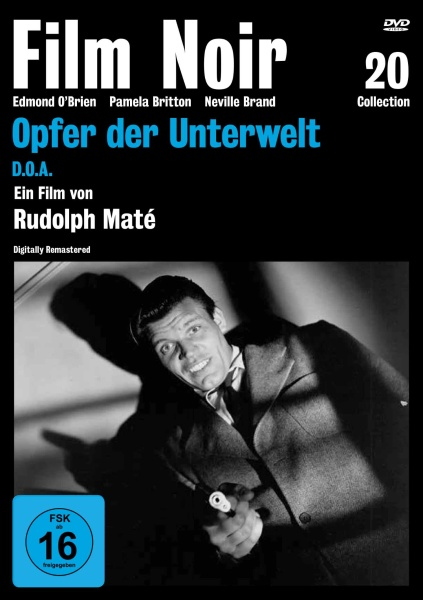 Film Noir Collection #20: Opfer der Unterwelt (DVD)