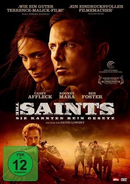 The Saints - Sie kannten kein Gesetz (DVD)