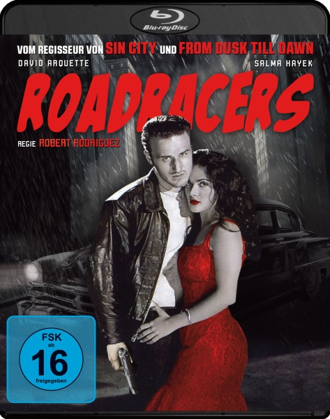 Roadracers (Blu-ray)