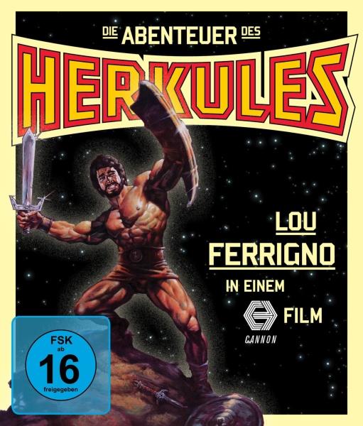 Die Abenteuer des Herkules, 2. Teil (Blu-ray)