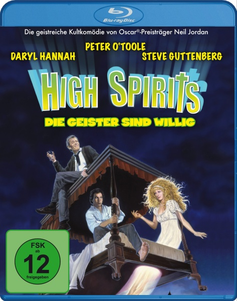 High Spirits - Die Geister sind willig (Blu-ray)
