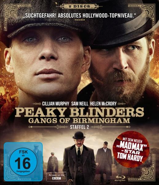 Peaky Blinders - Gangs of Birmingham - Staffel 2 (2 Blu-rays)