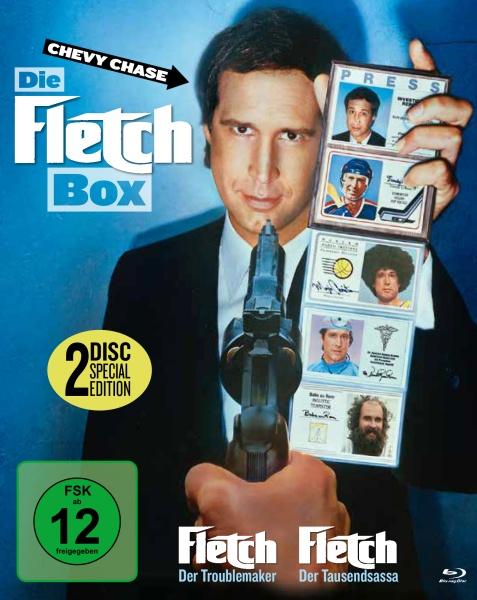 Fletch 1 & 2 - Collectors Edition (2 Blu-rays)