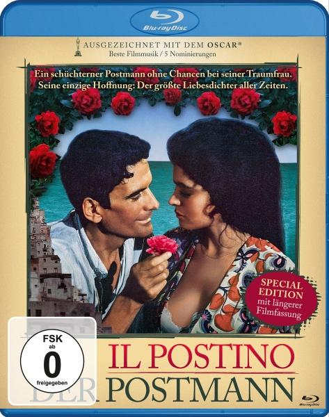 Der Postmann - Il Postino (Special Edition) (Blu-ray)
