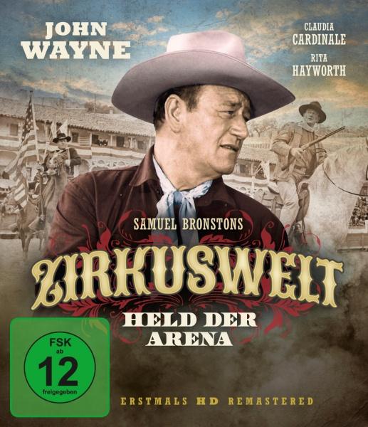 Zirkuswelt - Held der Arena (Blu-ray)
