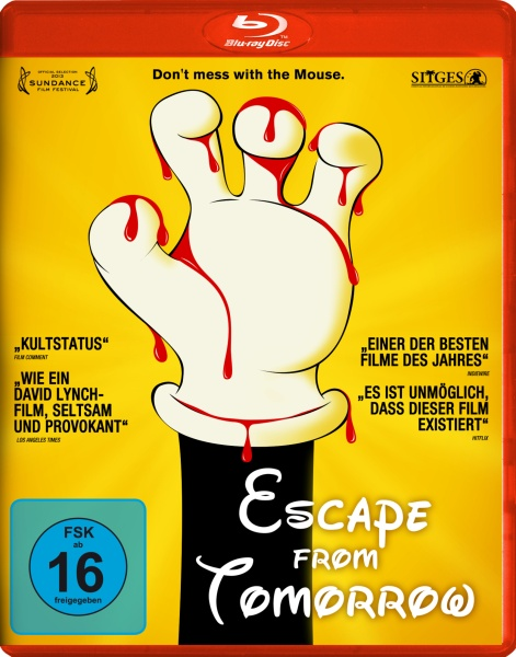 Escape From Tomorrow (Blu-ray)