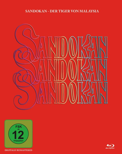 Sandokan - Der Tiger von Malaysia (2 Blu-rays)