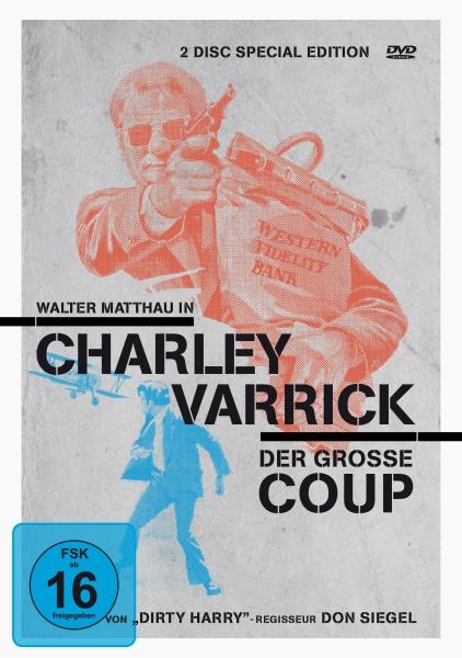 Charley Varrick: Der große Coup - Special Edition (2 DVDs)