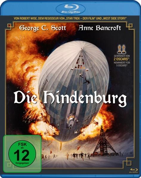 Die Hindenburg (Blu-ray)