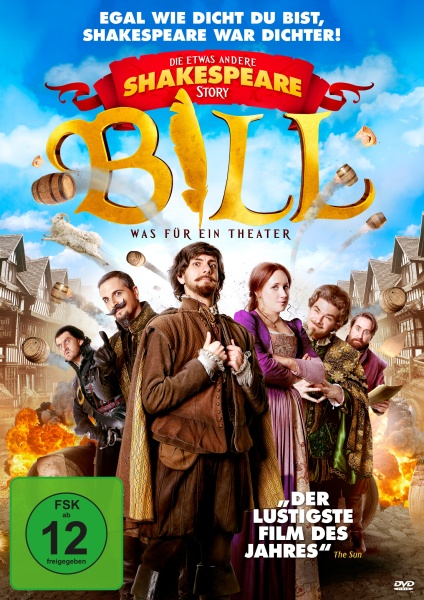 Bill - Was für ein Theater! (DVD)