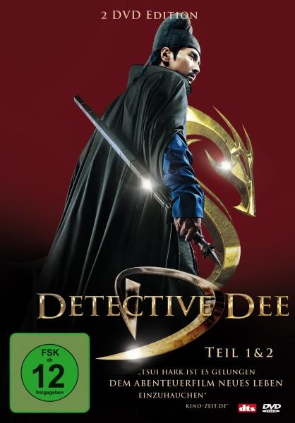 Detective Dee 1 & 2 (2 DVDs)