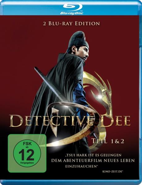 Detective Dee 1 & 2 (2 Blu-rays)