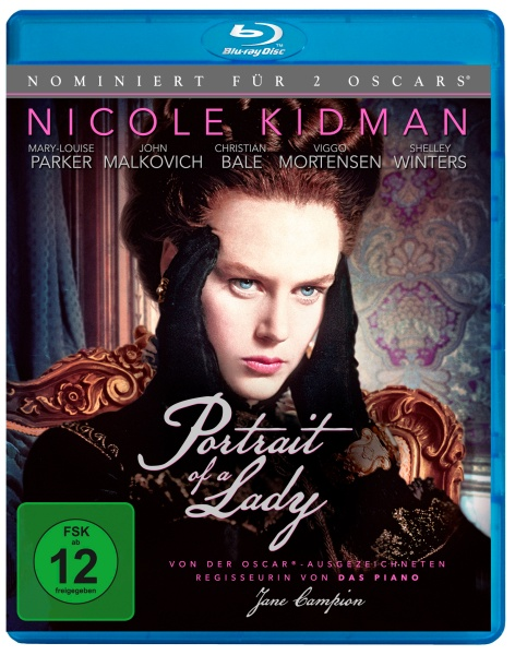 Portrait of a Lady (Blu-ray)