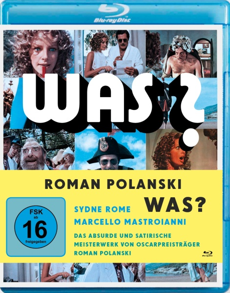 Was? (Special Edition) (Blu-ray)