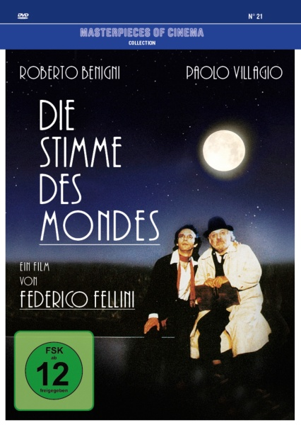 Die Stimme des Mondes (Masterpieces of Cinema) (DVD)