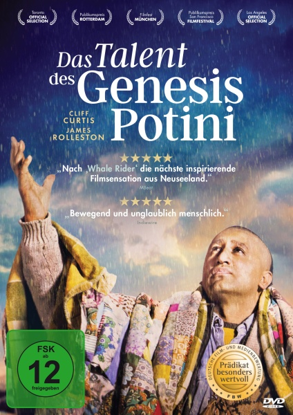 Das Talent des Genesis Potini (DVD)