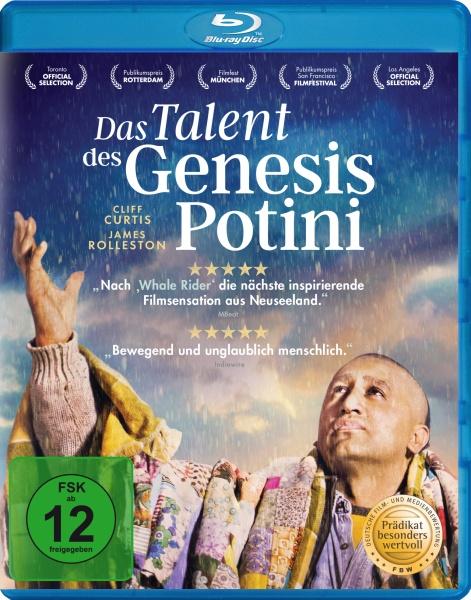 Das Talent des Genesis Potini (Blu-ray)