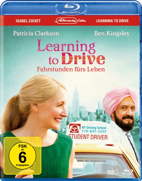Learning to Drive - Fahrstunden fürs Leben (Blu-ray)
