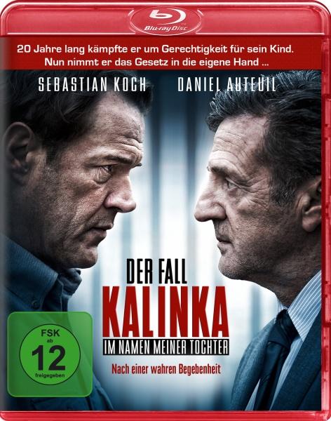Der Fall Kalinka - Im Namen meiner Tochter (Blu-ray)
