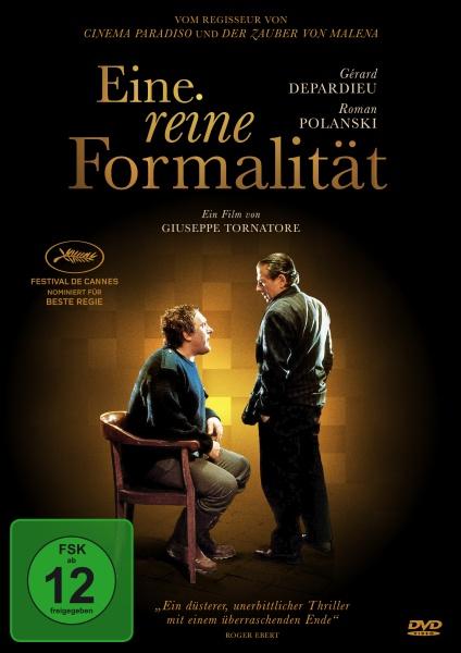 Eine reine Formalität (DVD)