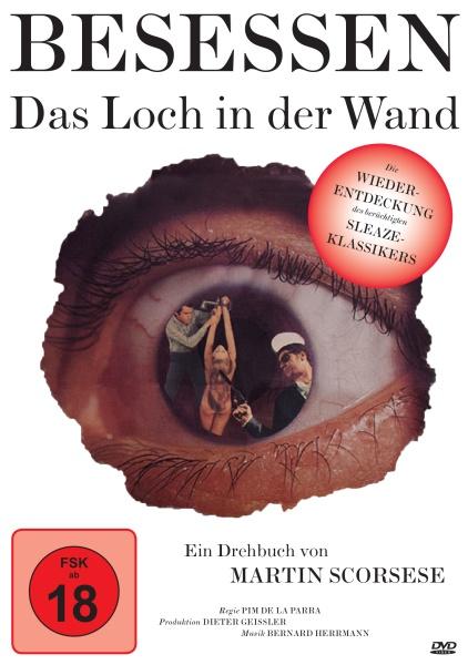 Besessen - Das Loch in der Wand (DVD)
