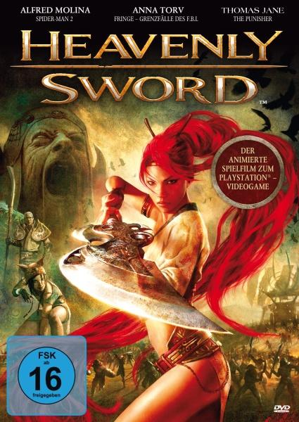 Heavenly Sword (DVD)