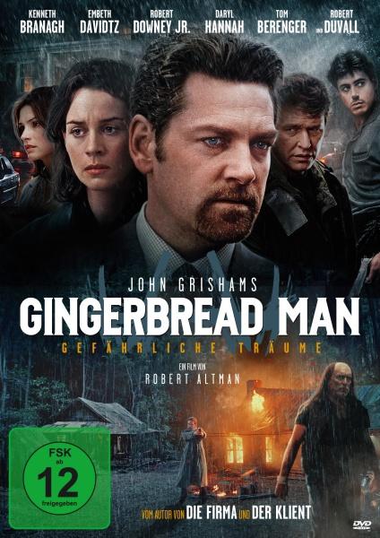 Gingerbread Man - Gefährliche Träume (DVD)