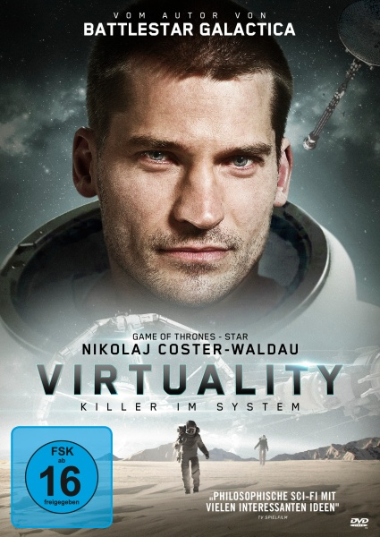 Virtuality - Killer im System (DVD)